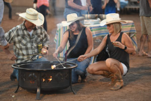 The fourth COS Rodeo of the summer took place Wednesday, July 6, 2016 at the Norris-Penrose Event Center. The event resumes for four consecutive Wednesday nights at 5pm beginning July 27th. Tickets art $34 and include dinner, rodeo and a concert. Visitors can even participate in certain selected events. Photo by Mark Reis, The Gazette